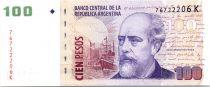 Argentine 100 Pesos J. A. Roca - Conquête du désert - 2003