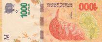 Argentine 1000 Pesos Hornero - 2020 - Suffixe N - Neuf - P.366
