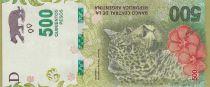 Argentine 500 Pesos Jaguar - 2020 - Préfixe L - Neuf - P.365