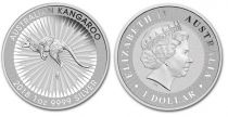 Australia 1 Dollar Elisabeth II - Kangourou Australie 1 Oz 2018