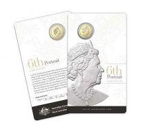 Australia 1 Dollar Elizabeth II - 6 th Portrait 2019