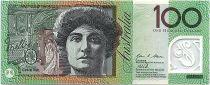 Australia 100 Dollars John Mona - Mellie Melba - UNC Polymer