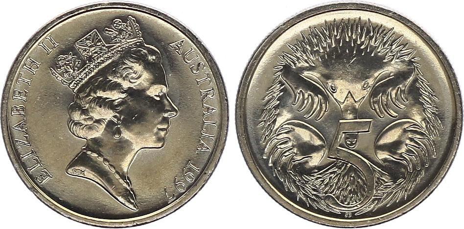 Australia 5 Cents