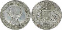 Australie 1 Florin Elizabeth II - Argent - 1961