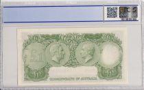 Australie 1 Pound Elizabeth II - C. Sturt, H. Hume - 1961/65 - PCGS 62