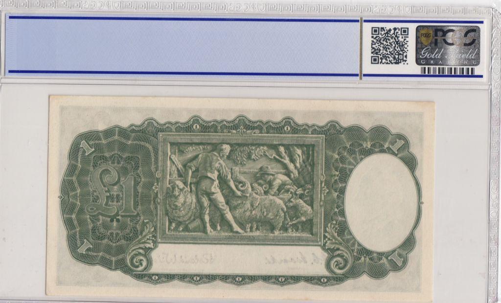 Australie 1 Pound George VI - 1952 - PCGS 63