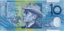 Australie 10 Dollars B. Paterson - M. Gilmore - 1998
