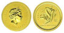 Australie 100 Dollars Elisabeth II - Kangorou Once Or 2015