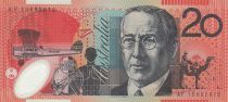 Australie 20 Dollars Mary Reibey - John Flynn - 2013
