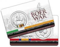 Australie 50 Cents Australie en Guerre - Guerre des Boers 2014