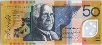 Australie 50 Dollars Edith Cowan - David Unaipon - 2004