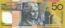 Australie 50 Dollars Edith Cowan - David Unaipon - 2008