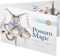 Australie Coffret 8 pièces - 2017 - Possum magic