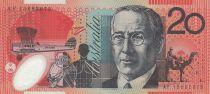 Australien 20 Dollars Mary Reibey - John Flynn - 2013