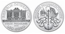 Austria 1,50 Euro Oz Silver Philarmonic Orchestra - 2018