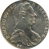 Austria 1 Thaler Maria-Theresa - 1780 X