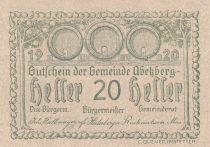 Austria 10 Heller - Abetzberg - 1920