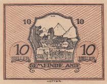 Austria 10 Heller - Anif - 1920