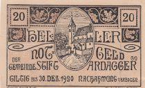 Austria 20 Heller - Ardagg - 1920
