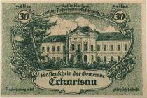 Austria 30 Heller, Eckartsau - notgeld 1920 - aUNC