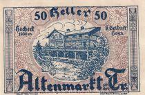Austria 50 Heller - Altenmarkt Triesting - 1920