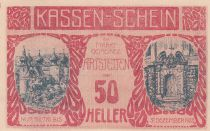 Austria 50 Heller - Artstetten - 1920