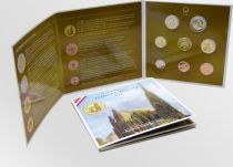 Austria BU.2006 Proof set 8 coins in euros - 2006