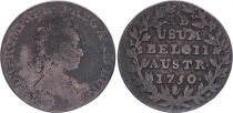 Austrian Netherlands 2 Liards, Marie Thérèse - 1750