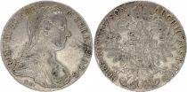 Autriche 1 Thaler Marie-Thérèse - 1780 X - Refrappe - ex.5