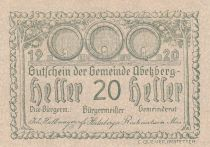 Autriche 10 Heller - Abetzberg - 1920