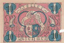 Autriche 10 Heller - Aschach a/d Donau - 1920