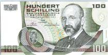 Autriche 100 Schilling Eugen Bohm-Bawerk - 1984 EG