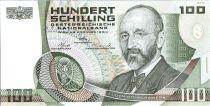 Autriche 100 Schilling Eugen Bohm-Bawerk