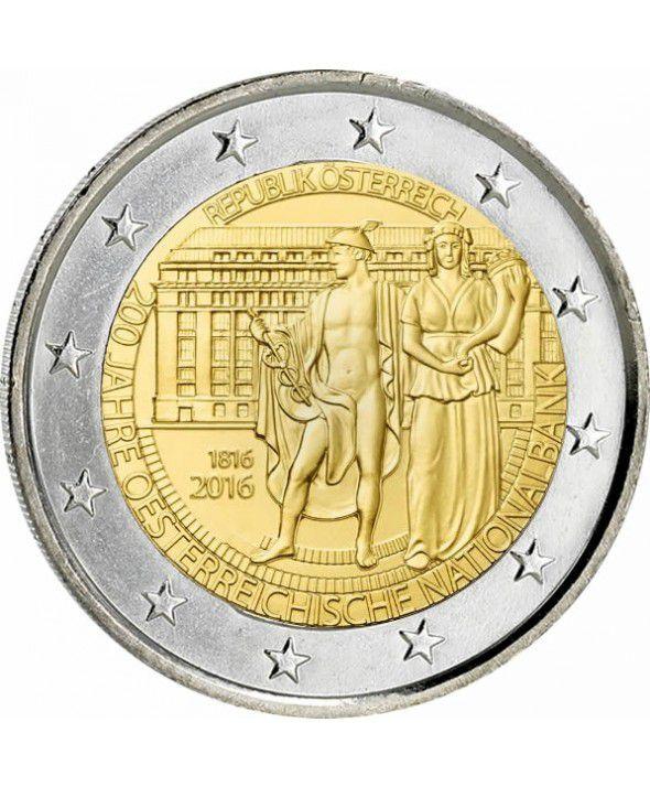 Autriche 2 Euro Banque Nationale - 2016