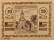 Autriche 20 Heller, Mauthausen - notgeld - SPL
