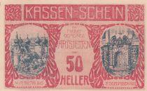 Autriche 50 Heller - Artstetten - 1920