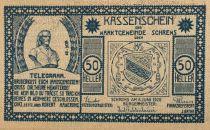 Autriche 50 Heller, Schrems - notgeld 1920 - NEUF