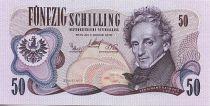 Autriche 50 Schilling F. Raimund - Théatre