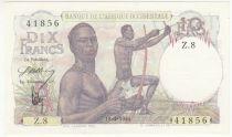 B A O 10 Francs Chasseurs - 18-01-1946 Série Z.8