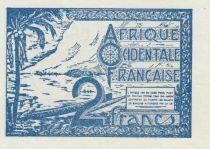 B A O 2 Francs Plage - 1944