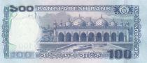 Bangladesh 100 Taka M. Rahman - Monument - 2011