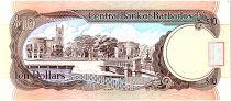 Barbade 10 Dollars, C.D. O\'Neal - Trafalgar Square - 1995