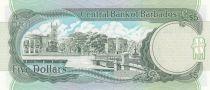 Barbade 5 Dollars Sir Frank Worrell - 1993 - P.43 - Neuf
