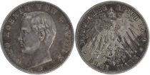Bavière 3 Mark Otto Von Bayern - Armoiries - 1909 D