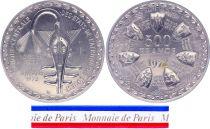 BCEAO 500 Francs - 1972 - Essai