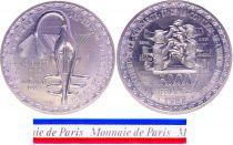 BCEAO 5000 Francs - 1982 - Essai