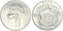 Belgique 10 Francs Baudoin - Belgie 1969