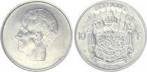 Belgique 10 Francs Baudoin - Belgique 1969