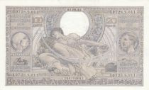 Belgique 100 Francs Albert et Elisabeth - 25-05-1943 - SPL - P.107