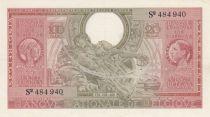 Belgique 100 Francs Elisabeth -01-02-1943 - SUP - P.123 - Série S.2